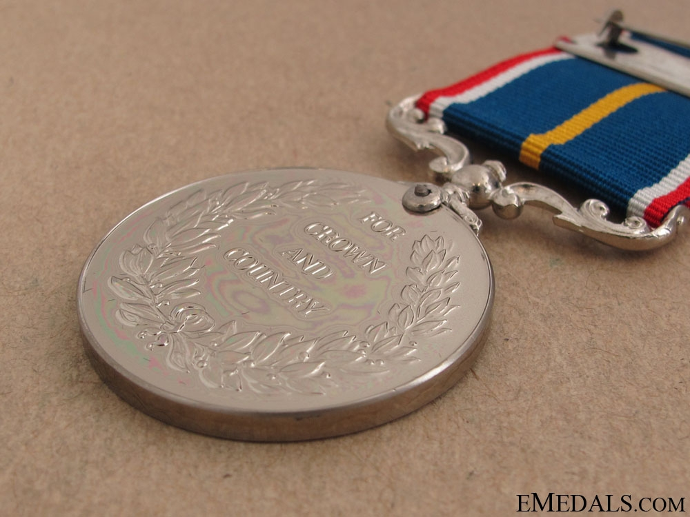 WWII National Service Medal