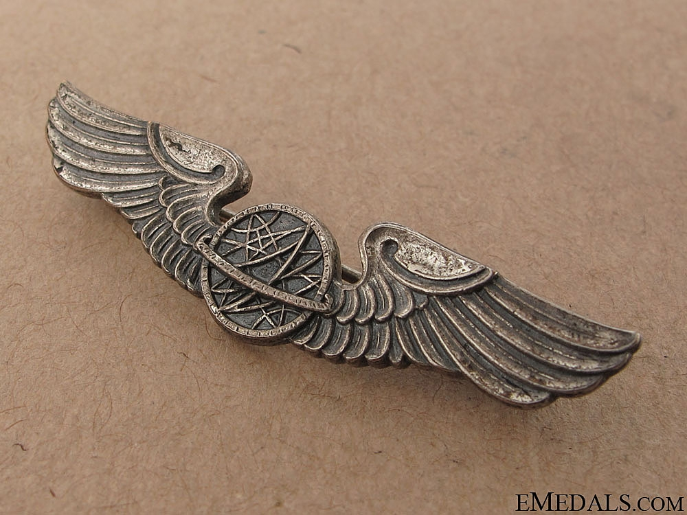 Army Air Force Navigator Wing