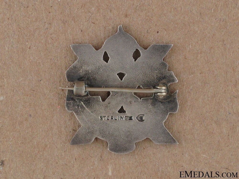WWI 16th Infantry Battalion Sweetheart Pin CEF