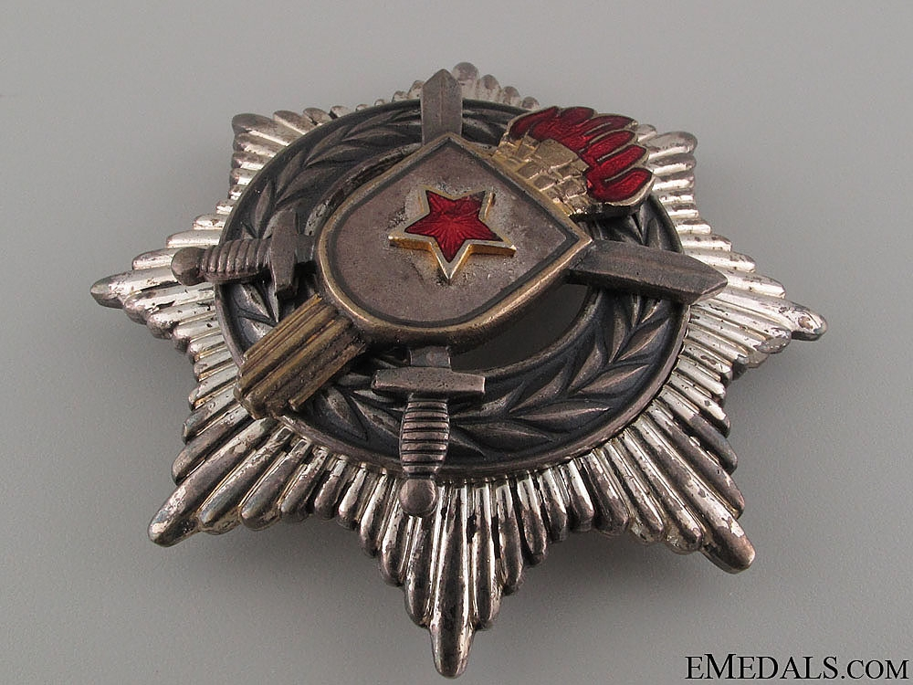 The Order for Military Merit with Swords