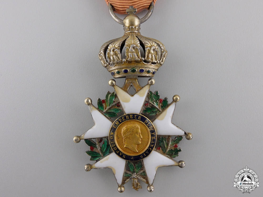 A French Legion D'Honneur; Second Republic (1852-1870)