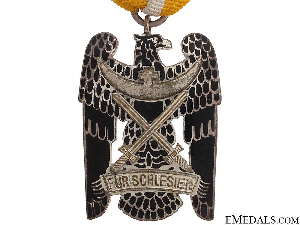 Silesian Eagle with Swords - Second Class