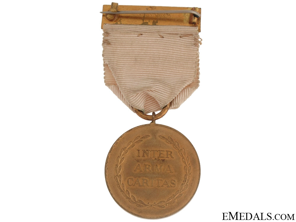 WWI British Red Cross Society Medal for War Service