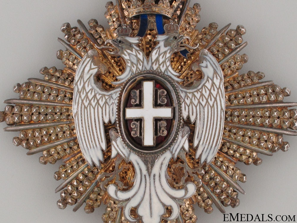 Order of the White Eagle - Grand Cross