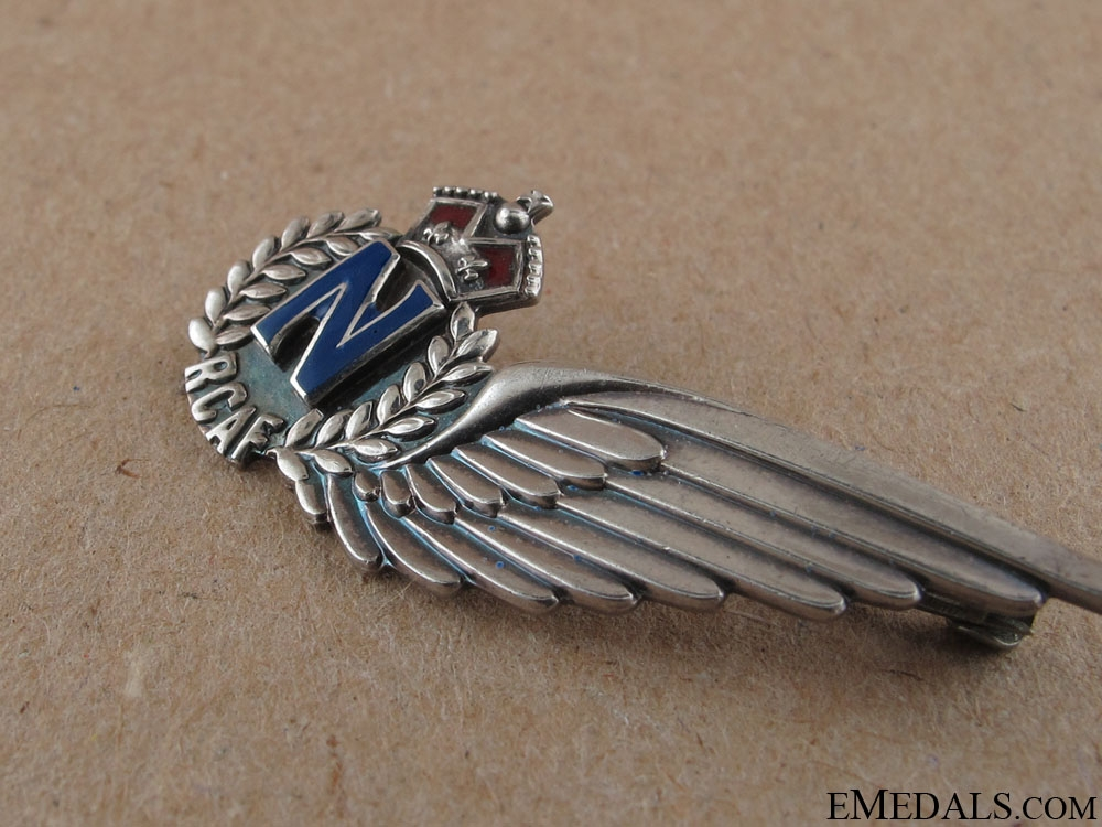 WWII RCAF Navigator Wing by Birks
