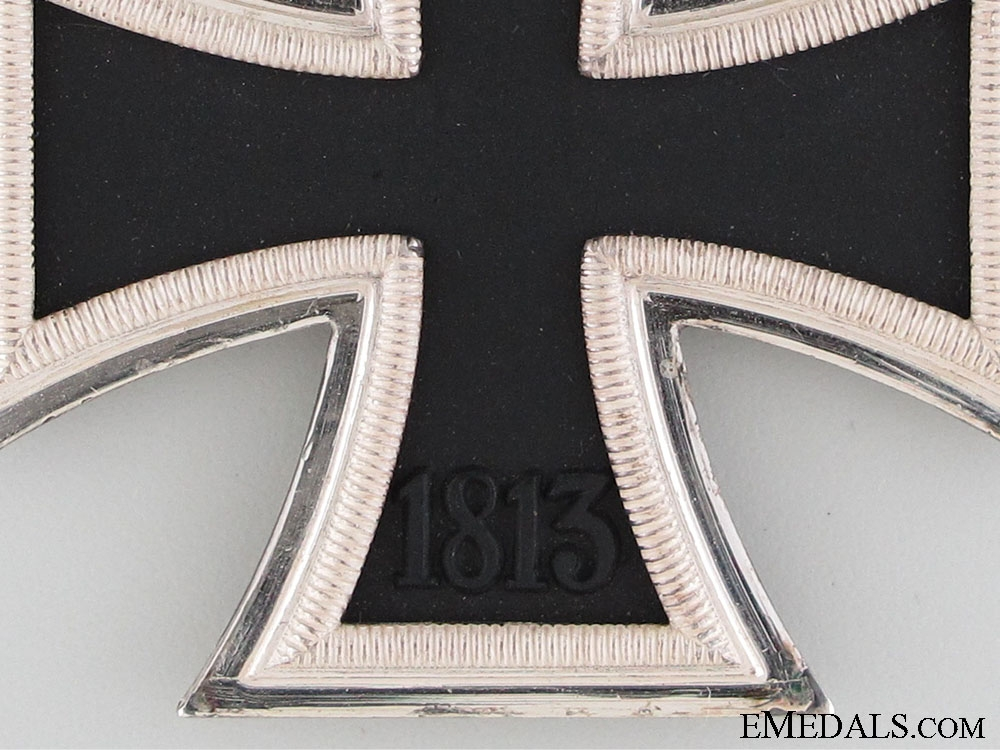 A Mint Knight's Cross of the Iron Cross by S & L