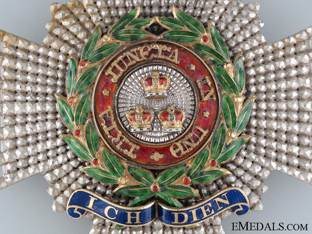 The Most Honourable Order of the Bath; Military Division K.C.B.