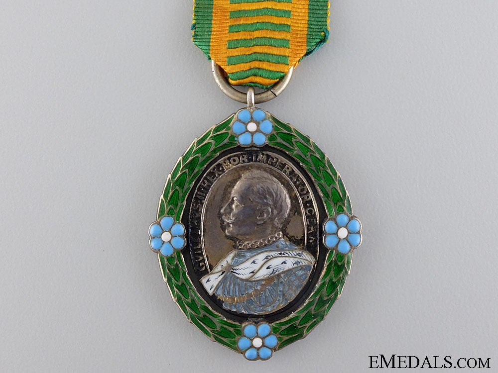 An Imperial Prussian Promotion of Science Medal