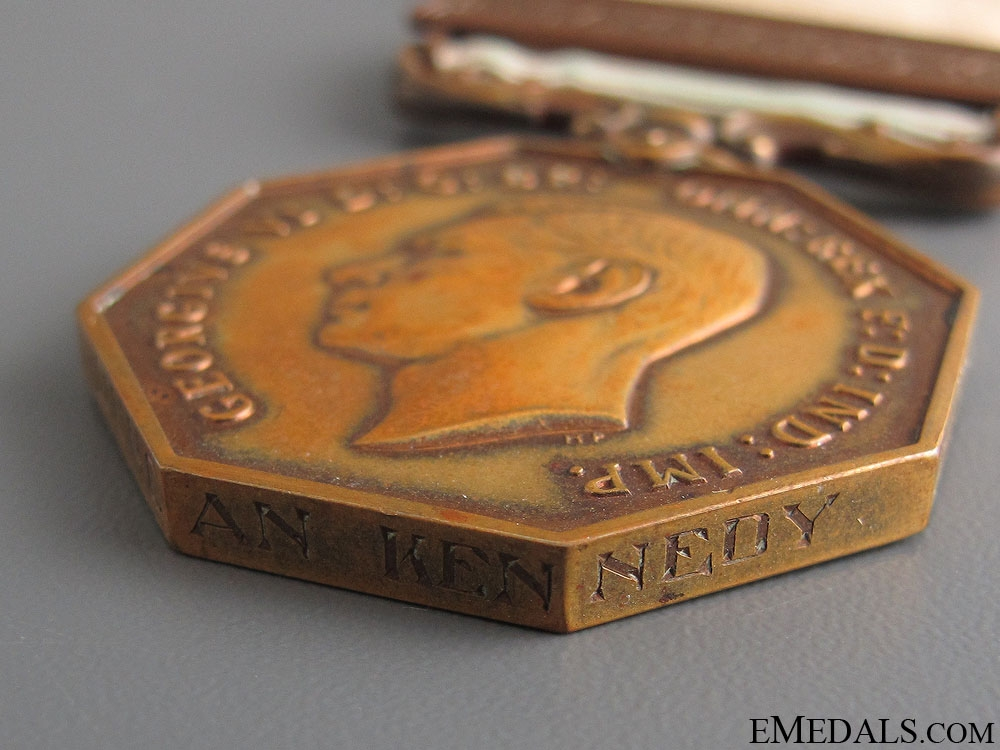 The Discovery Investigations Polar Medal