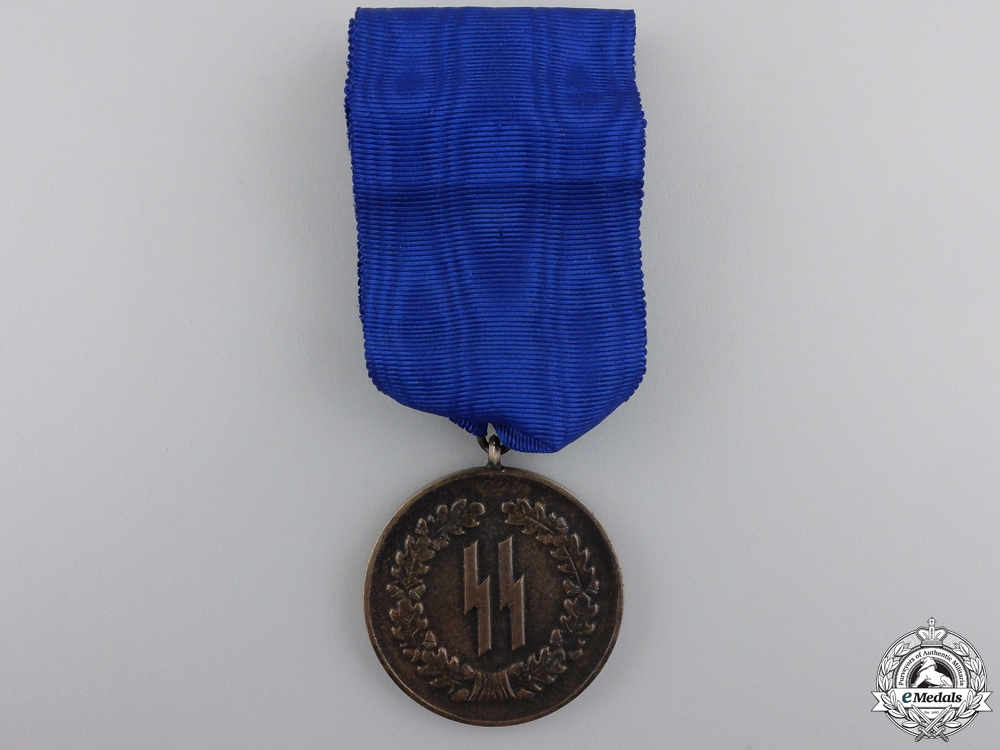 An SS Four Year Long Service Award