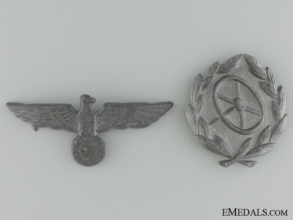 Two Army Awards