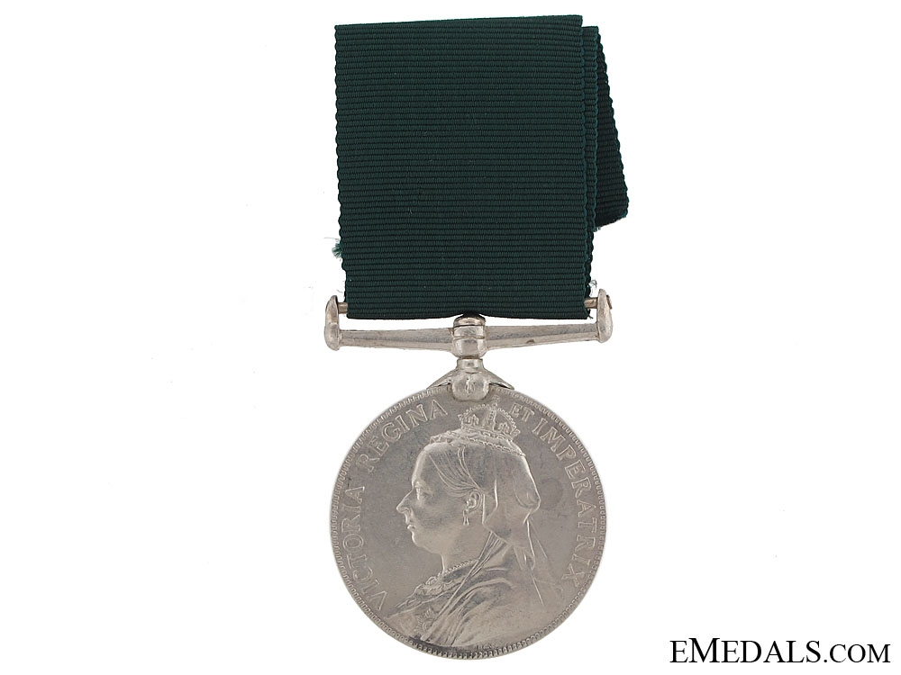 Volunteer Long Service and Good Conduct Medal