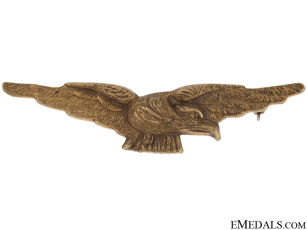 WWII RCAF Pathfinder Eagle Badge