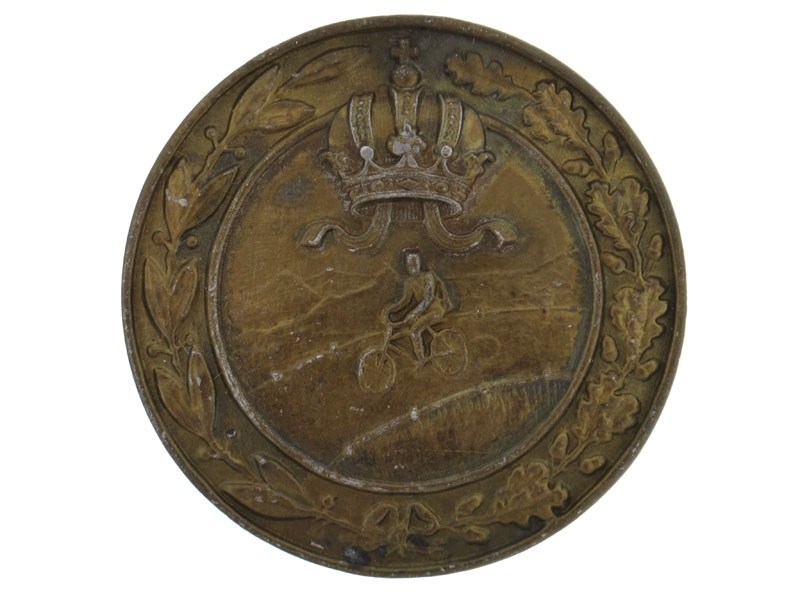 WWI Cycling Corps Badge. RARE