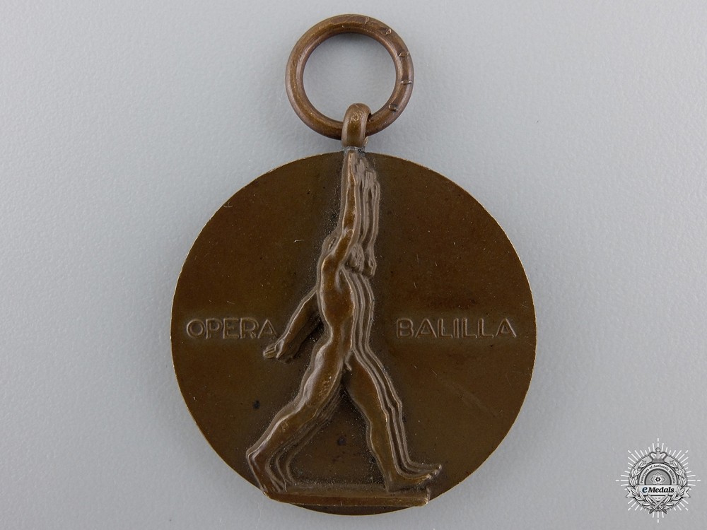 A 1933 Italian Youth Visit to Germany Medal