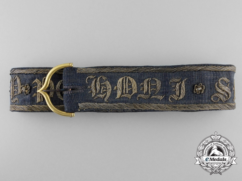 A Fine Victorian Period Most Noble Order of the Garter
