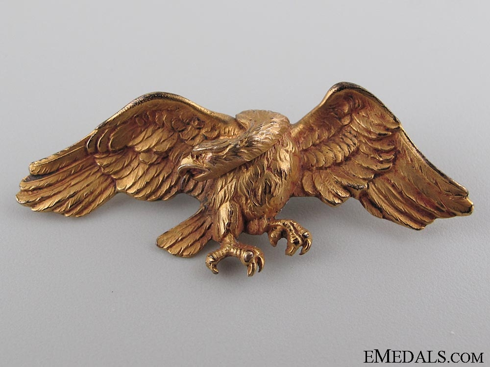 A Beautiful Unofficial WWI French Pilot Badge