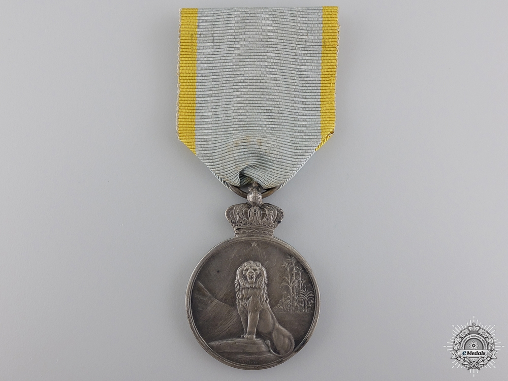 A Belgian Africa Campaigns Commemorative Medal 1914-1916