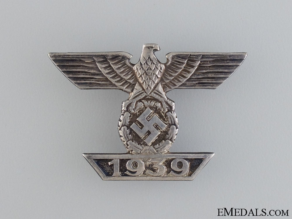 A Clasp to the Iron Cross First Class 1939; Second Version