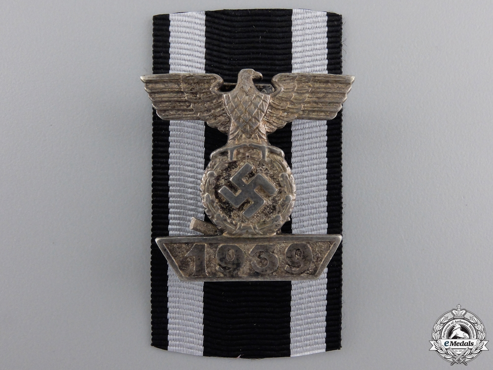 A Clasp to the Iron Cross; 2nd Class