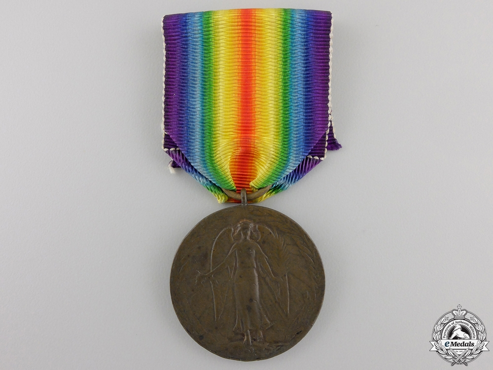 A First War Brazilian Victory MedalCon #41