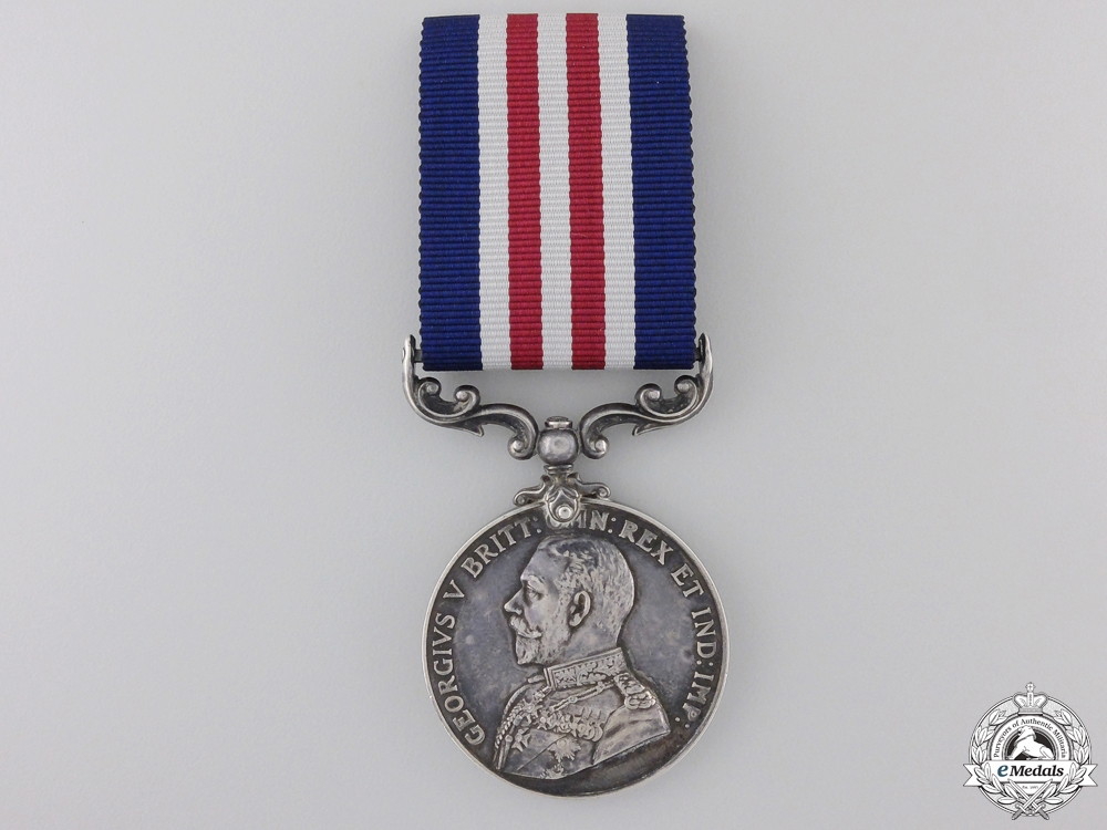 A First War Military Medal to 3rd Canadian Infantry Battalion