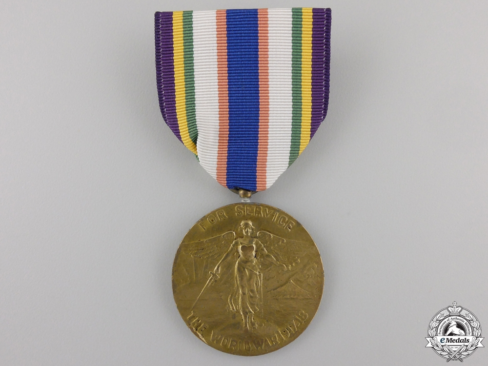 A First War Philippines Constabulary Victory MedalCon #41