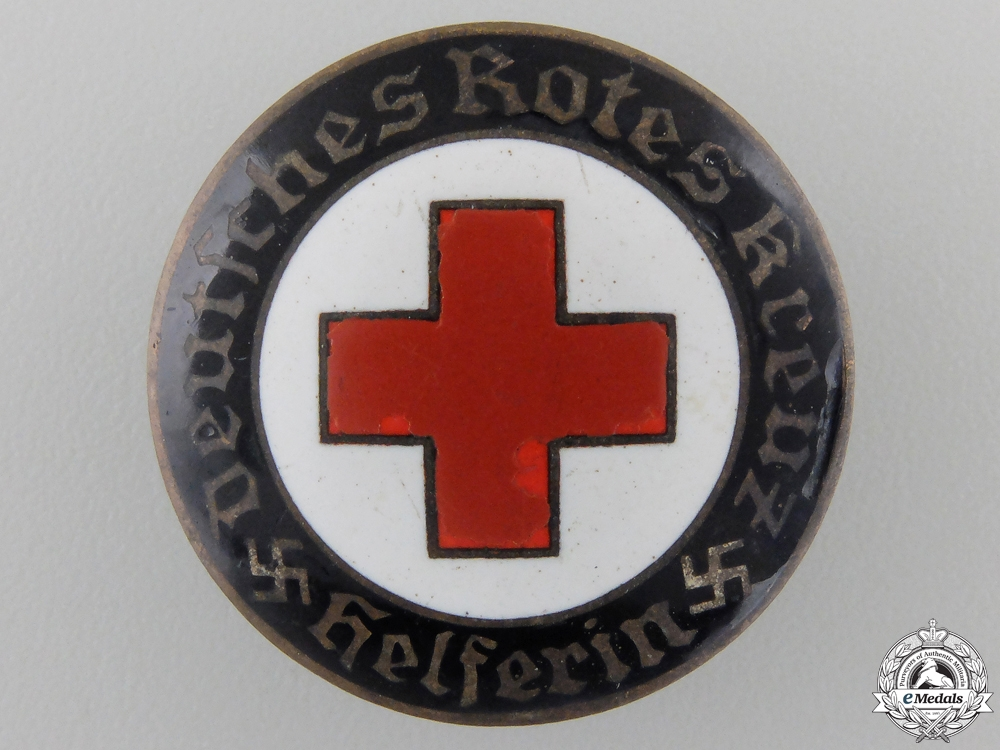 A German Red Cross Badge