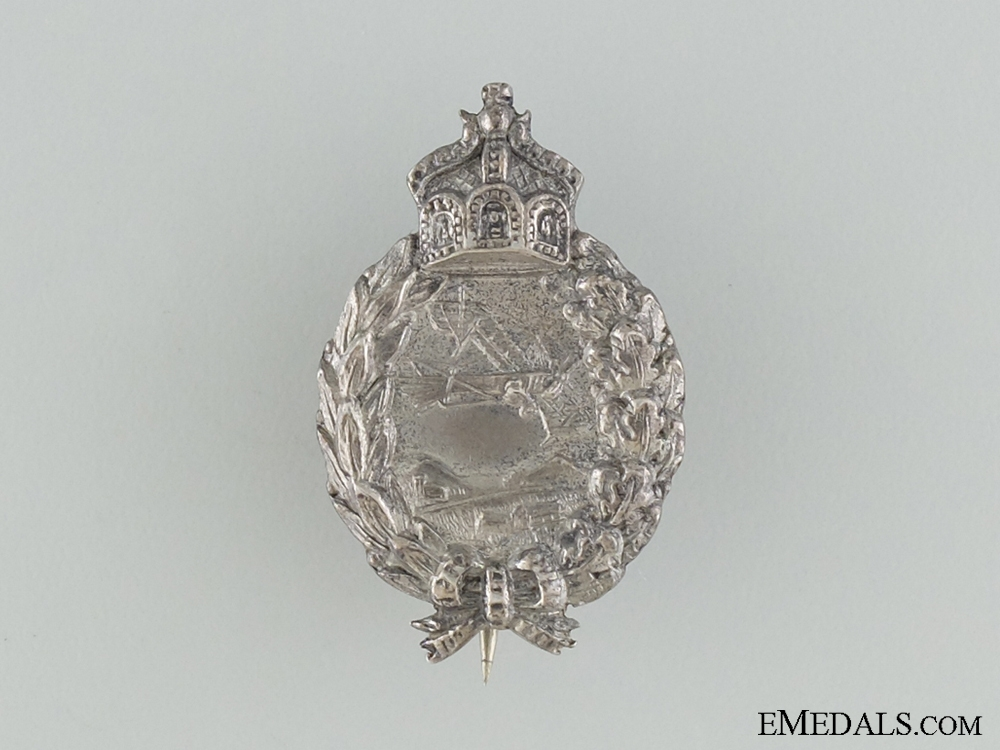 A Large Miniature Prussian Flying Badge