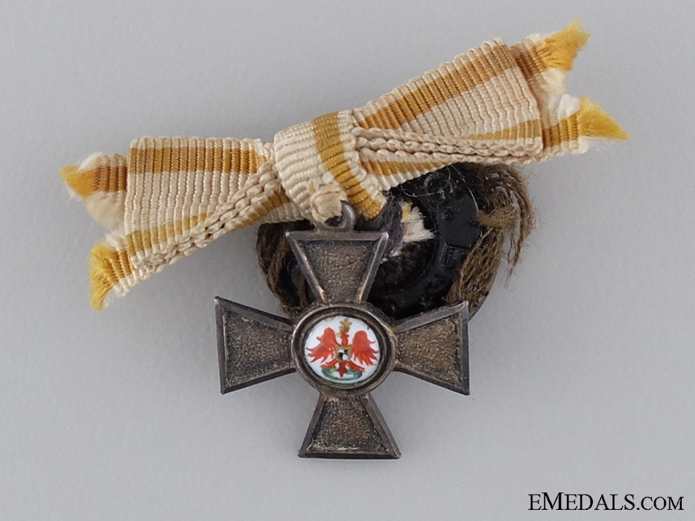 A Miniature Order of Red Eagle