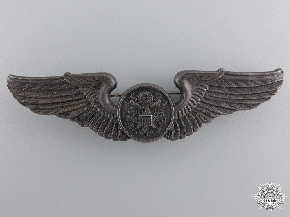 A Second War American Army Air Force Aircrew Badge