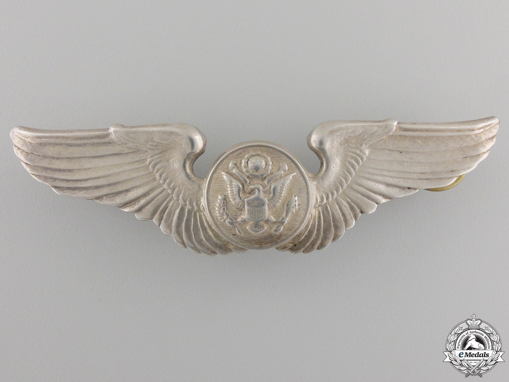 A Second War American Army Air Force Aircrew Wings
