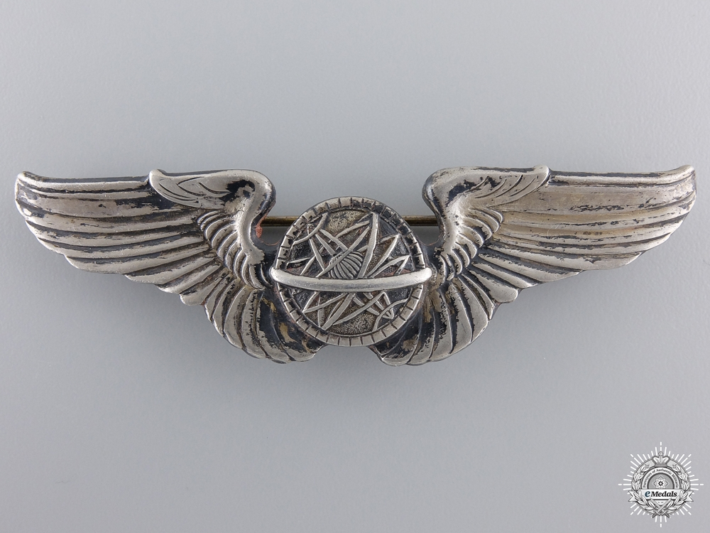 A Second War Army Air Force Navigator Wings