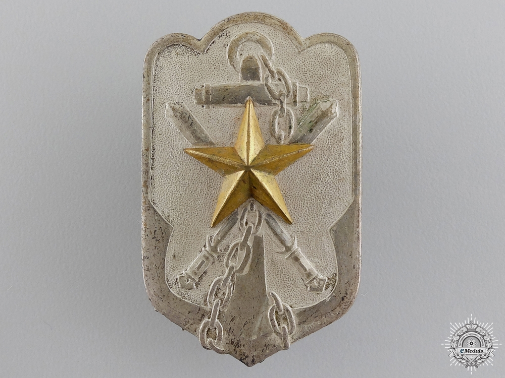 A Second War Period Japanese Retired Soldier's Badge