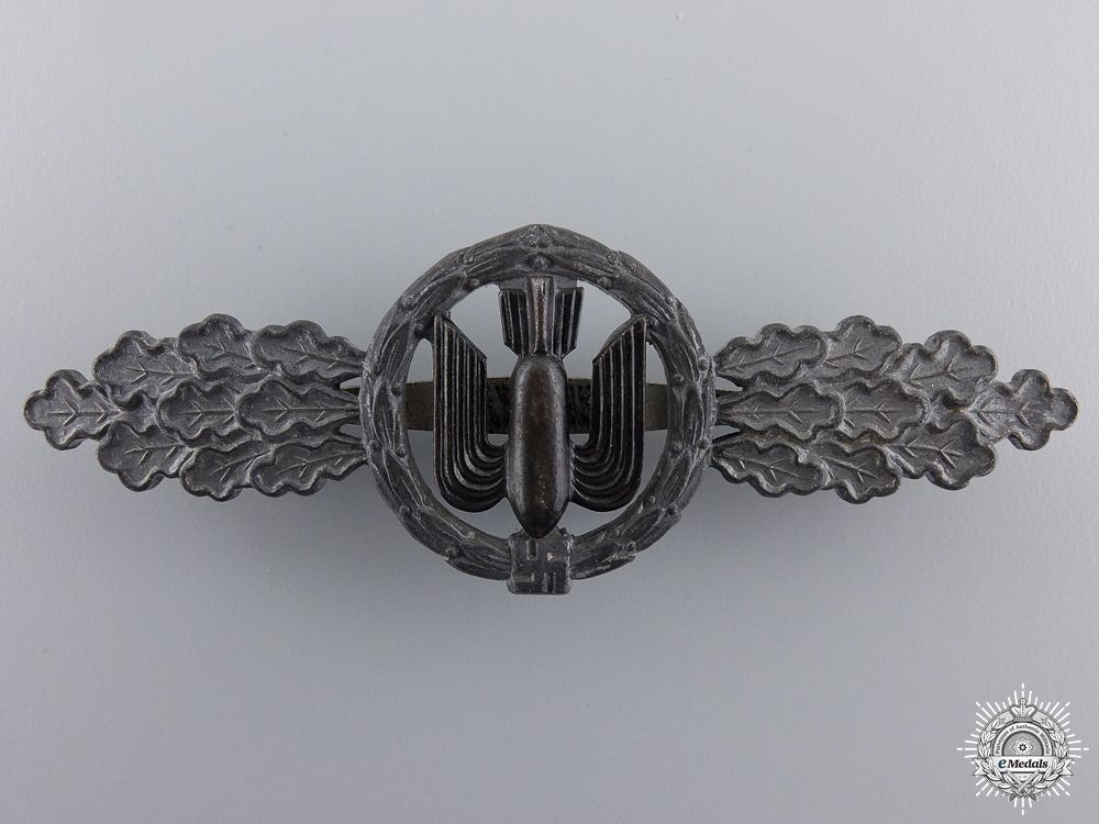 A Silver Grade Clasp for Bomber Pilot's by F&BL