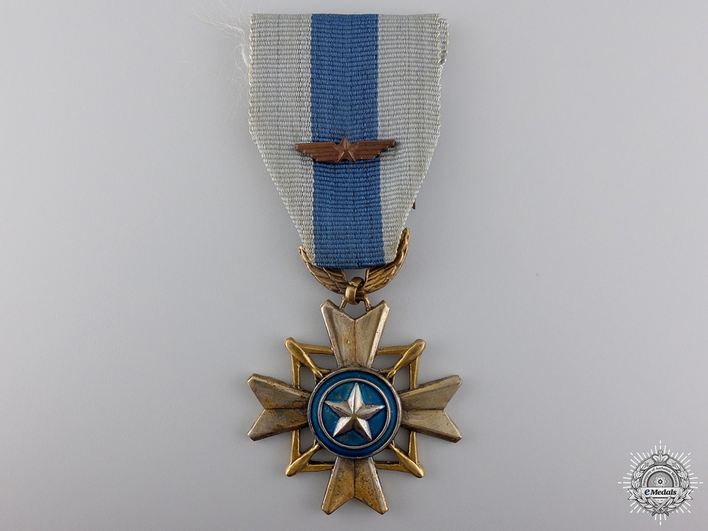 A Vietnamese Air Force Cross for Gallantry