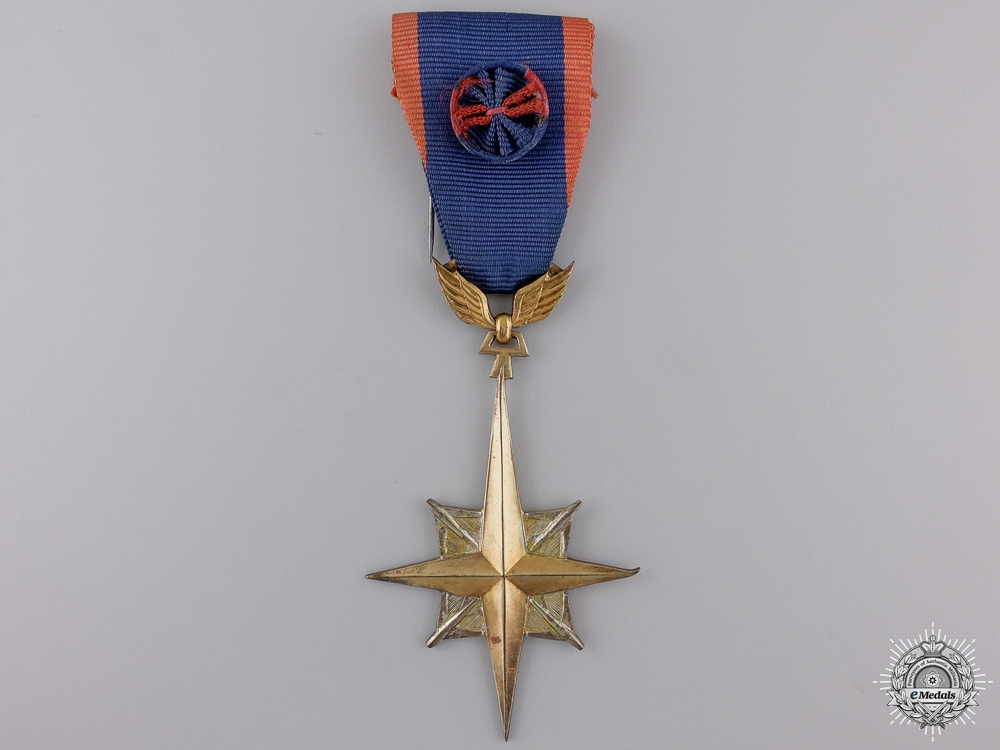 A Vietnamese Air Force Distinguished Service Order