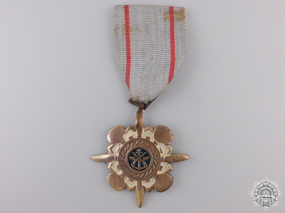 A Vietnamese Technical Service Medal; 2nd Class for NCO's and Enlisted Men