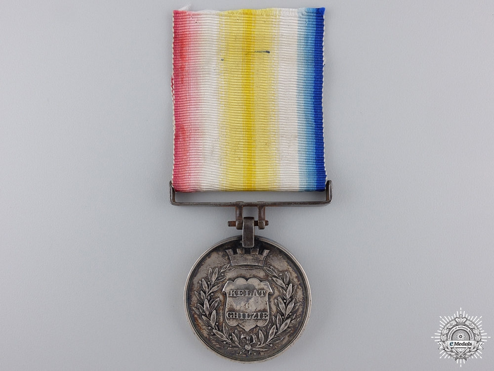 An 1842 Medal for the Defence of Kelat-i-Ghilzie   Consignment 21