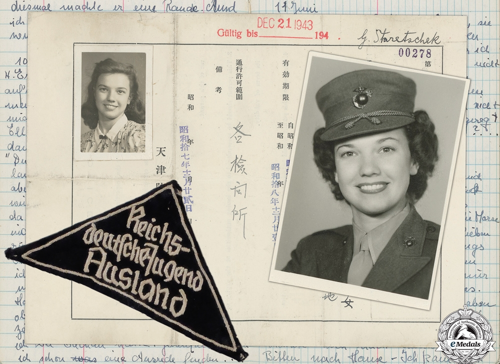 An Adventurous & Unique Group to HJ Stationed in Wartime China