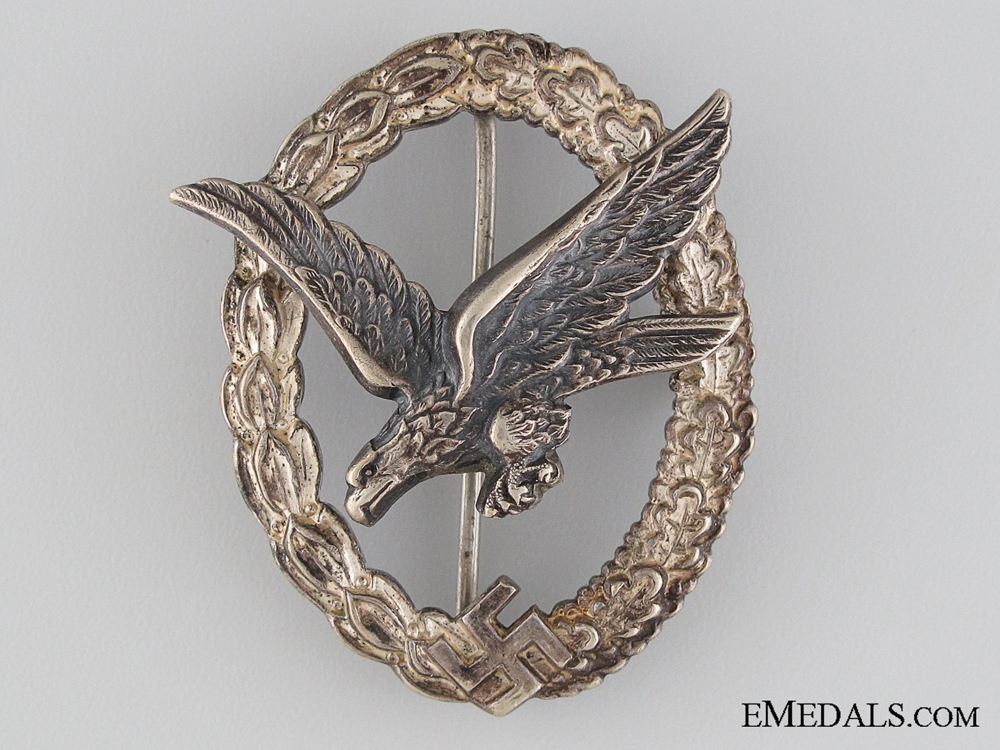 An Air Gunner Badge Without Lightning by B & NL