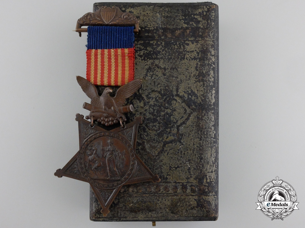 An American Civil War Congressional Medal of Honor; Type 1
