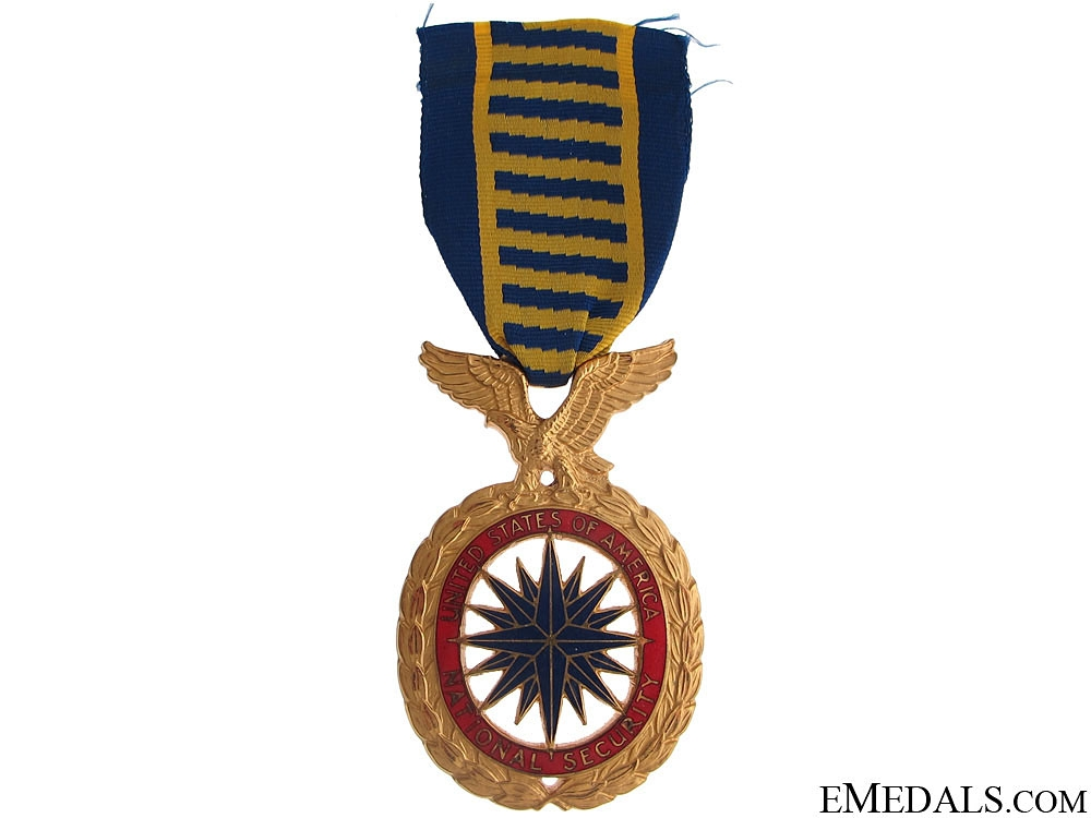 An American National Security Medal
