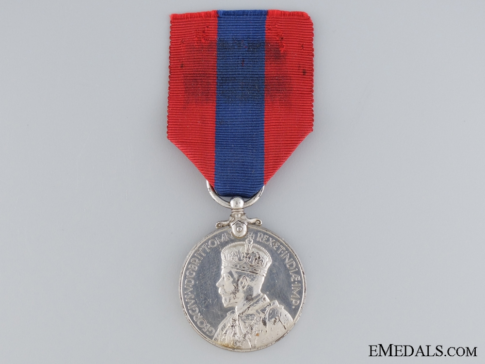 An Imperial Service Medal for Faithful Service