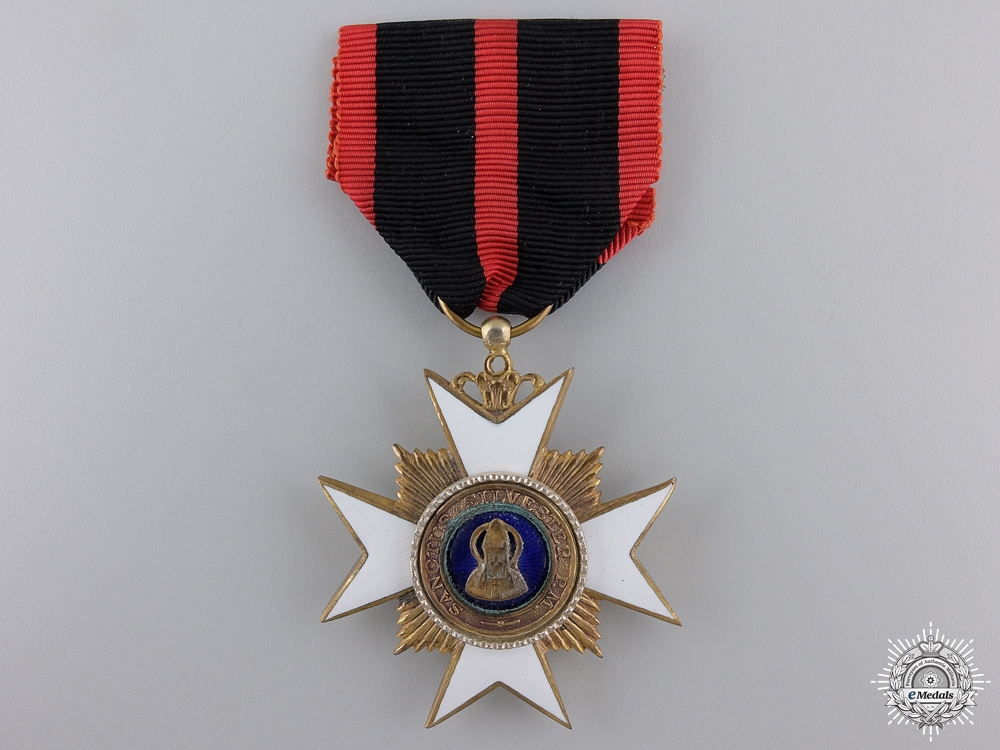 An Order of St. Sylvester; Knight's Cross