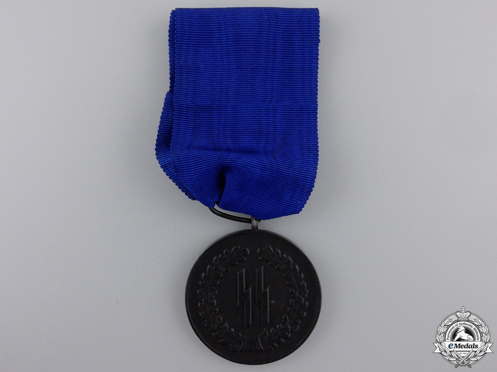 An SS Long Service Award for Four Years of Service