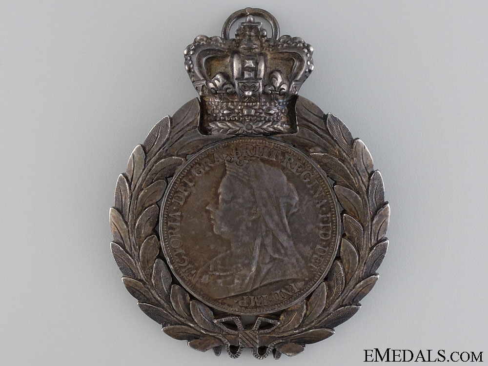 An Unusual British Victorian Unofficial Medal