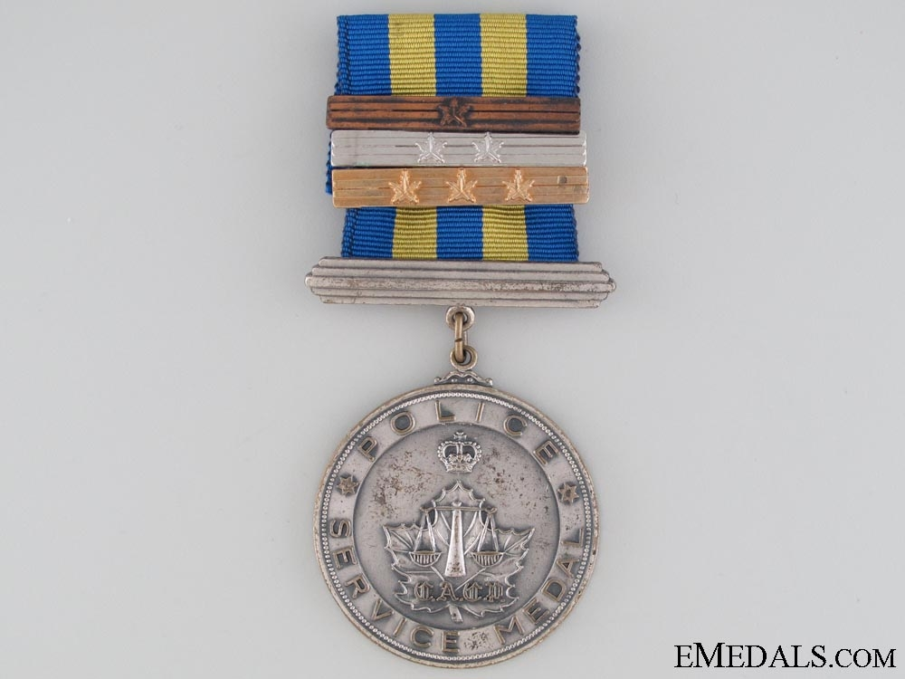 Association of Chiefs of Police Service Medal 1974