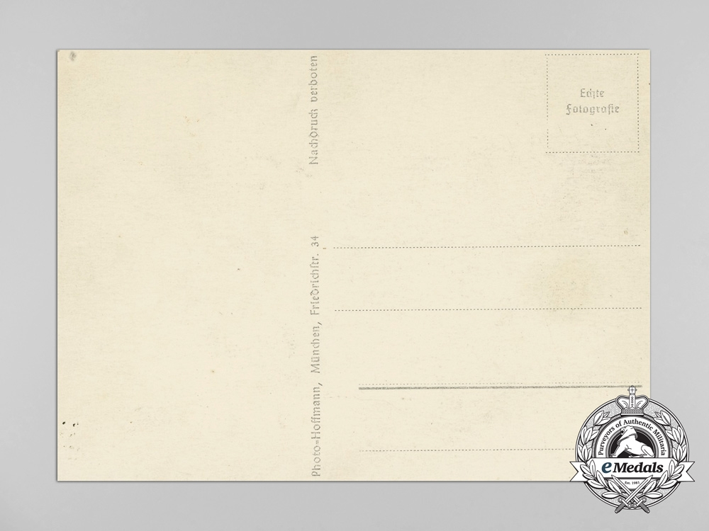 An AH Signature on Picture Postcard