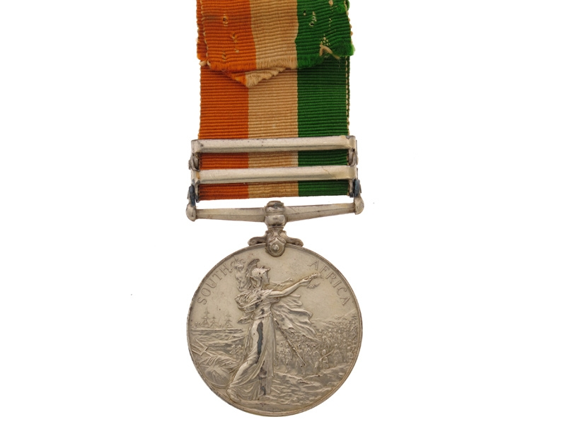King's South Africa Medal 1902-02,